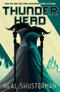 cover libro Thunderhead di Neal Shusterman